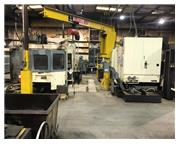 1998 NIIGATA SPN-50 CNC HORIZONTAL MACHINING CENTER WITH ALL OPTIONS