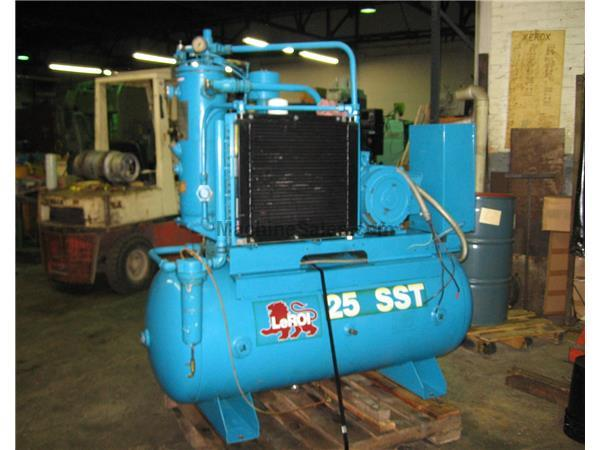 LeRoi 25 SST  Air Screw Compressor