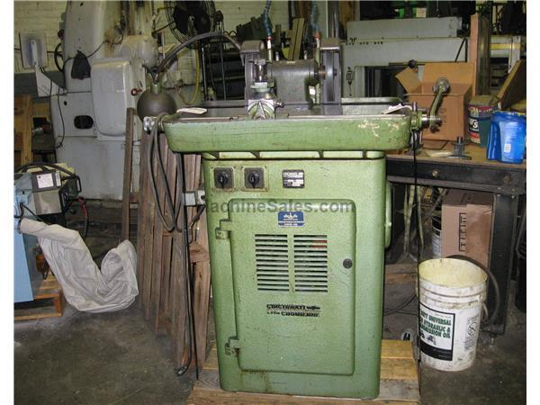 Cincinnati Chromienne  Diamond Pedestal Grinder, Type AS SN: 535