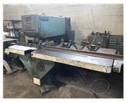 40 TON STRIPPIT 30/40 SINGLE STATION PUNCH PRESS MFG:1978 - TOOL HOLDERS &a
