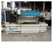 "2004 CLAUSING COLCHESTER 8043 GAP BED ENGINE LATHE, 15"" X 50"""