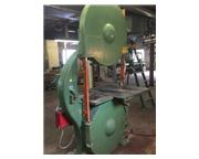 "Tannewitz G series 36"" Band saw"