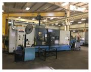 Mazak Integrex 50Y - 2500U (1997) Live Tooling CNC Combination Lathe, T Plu