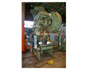 100 TON FEDERAL #100 FLYWHEEL TYPE OPEN BACK INCLINABLE PRESS