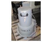 "NOBLES SPIN DRYER W/HEAT IN LID, HIGH/LOW SETTINGS 12""X12"" BASKET"