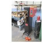 """30 KVA Janda # R30-18R , 18"""" throat, spot welder, #A5294"""