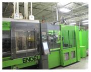 ENGEL MODEL EBLAST 2000/440 H US 440 TON RUBBER INJECTION MOLDING MACH 2011