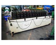 """14 Stand x 1-1/2"""" x 6"""" TISHKEN #14-HMW-1-1/2 Rollformer"""