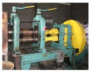 "8"" (203mm) x 14"" (355.6mm) W., WATERBURY FARREL, 15 HP, GROOVED ROLLS (13369)"