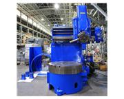 """48"""" Table 54"""" Swing Webster 48"""" DH VERTICAL BORING MILL, 4 Jaw Chuck, Turre"""