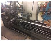 "24""/33"" X 80"" MORI SEIKI MODEL MH2000G GAP BED ENGINE LATHE"