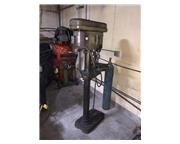 Drill Press - Worldwide Industrial Machinery Co, Model KRD-425F