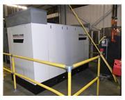100HP Motor Ingersoll-Rand SSR-EPE100-2S AIR COMPRESSOR, w/Zeks Heatsink 500HSEA400 Dryer