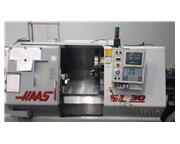 "1999 HAAS MODEL SL-30T CNC LATHE WITH HAAS CONTROL, 10"" CHUCK"