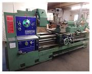 Kingston Model HR2000 Heavy Duty 34 Gap Engine Lathe