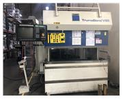95 Ton Trumpf TrumaBend V85 CNC Press Brake