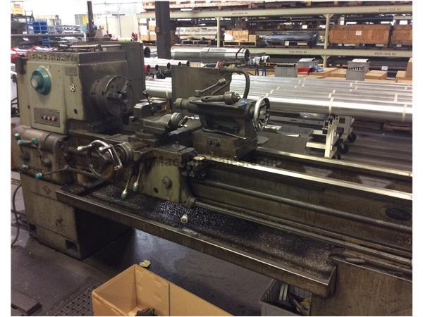 "18"" x 54"" Cincinnati Engine Lathe"