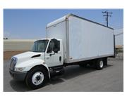 2005 International 4300 24 ft. Box Van Truck