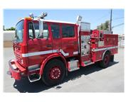 1996 Mack MS 300P Crew Cab Type 3 Fire Engine