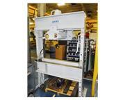 75 ton DAKE 5-075 Hydraulic H Frame Shop Press