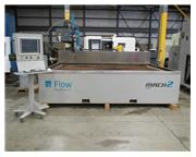 2013 FLOW MACH 2B MODEL 2031B CNC WATERJET CUTTING SYSTEM, 6.5' X 10.2'