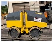 2012 BOMAG BMP8500 TRENCH ROLLER