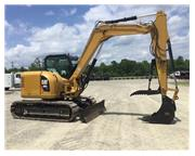 2017 CATERPILLAR 308E2CR EXCAVATOR