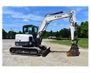 2012 Bobcat E80EA Excavator - E6822