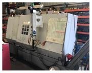 1996 Haas HL-4 CNC Turning Center