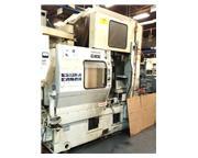 1995 Mitsubishi GC 40 CNC 5-Axis Hobbing Machine Fauuc 16M CNC Control