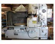 "42"" Chuck 60HP Spindle Blanchard 22K-42 ROTARY SURFACE GRINDER, MTRZ'D SLUDGE CONVEYO"