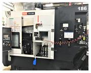 "MAZAK IVS-200, 11"" SWING, MAZATROL FUSION 640TN CNTRL, CNC LATHE, NEW:"