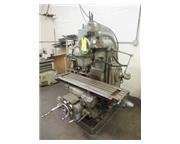 Kearney & Trecker No. 2CH Vertical Milling Machine