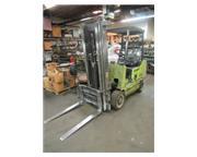 Clark Model GCX25 LP Powered Forklift