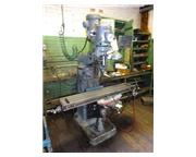 Bridgeport Model 2J Vertical Milling Machine