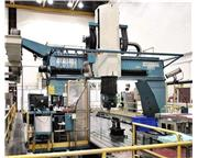 Cincinnati Model AM 5-Axis High Speed Router Gantry Mill 40ft x 12ft x 60Z