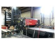 2000 Watt Amada Pulsar LC-2415-III CNC Laser