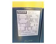 42 cfm, Kaeser # SMT10T , screw air compressor, 145 hrs, 2016, #A5313