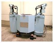 Automated Finishing,No.2H-36, 2-Spdl, Rotating Tub,Slurry Deburring Machine