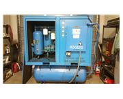 Air Compressor - Rogers Machinery Company, Model MG 25-125