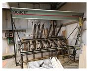 Used Doucet SRX-6 Clamp Carrier Package
