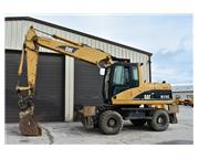 2004 CATERPILLAR M315C MOBILE EXCAVATOR - E6873