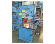 "20"" Throat 12"" Height DoAll 2013-V VERTICAL BAND SAW, Vari-Speed, 2 HP, 1"""