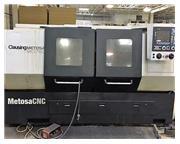 Clausing Metosa MC1760 CNC Lathe