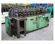 "10 Stand, Tishken #10HMW1-3/4, 1.75""spindle dia., 6""roll space, 9"