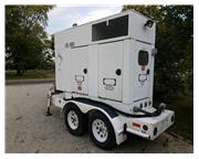 40 kW Cummins Onan Generator Set - Trailered