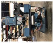 Lagunmatic 717 Bridgeport type 3-axis Vertical CNC Mill w/ Dynapath 35245