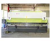 """220 Ton, Toskar # MASTERFAB-6100.220 , 20' OA, 200"""" BH, 19.6"""" thr, 15 HP, ft ped"""