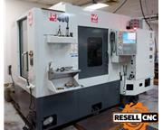 2013 Haas EC-400 CNC Horizontal Mill