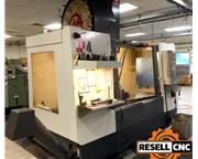 2014 Haas VF-4 CNC Vertical Mill